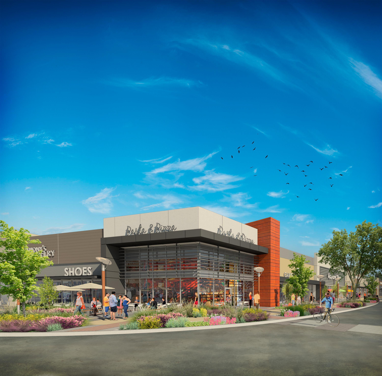 Contemporary Retail Concept Boucher Design Group